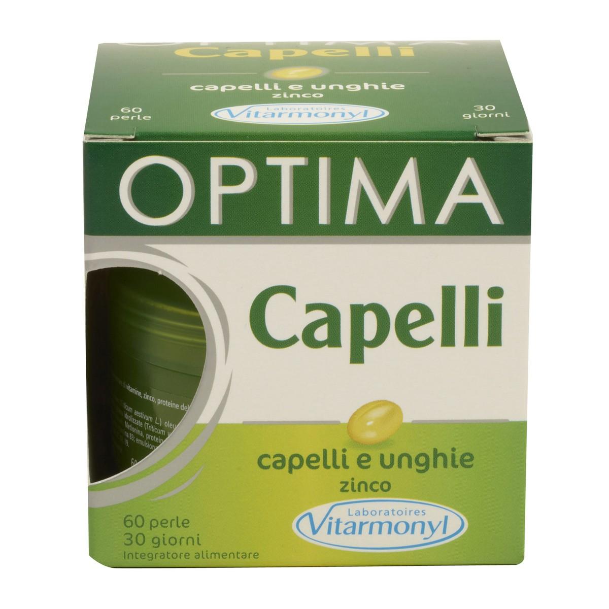 Integratore Capelli