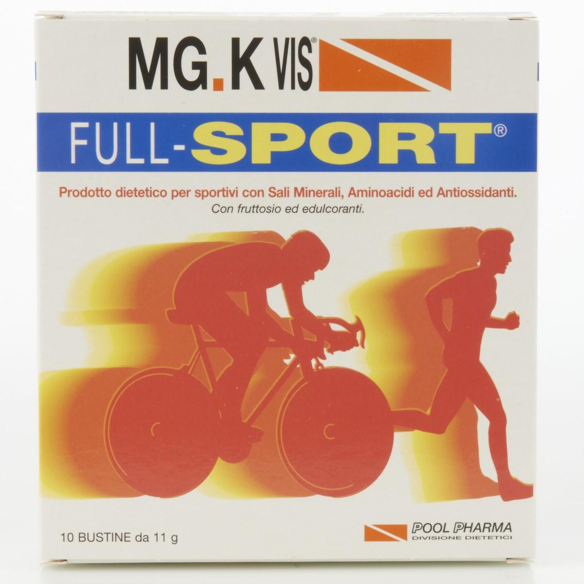 Mg K Vis Full Sport