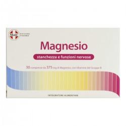 Integratore alimentare Magnesio