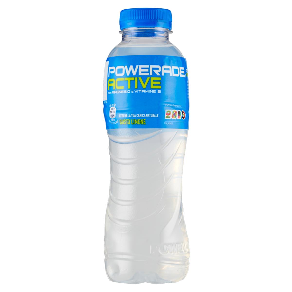 Sport drink isotonico Powerade Active