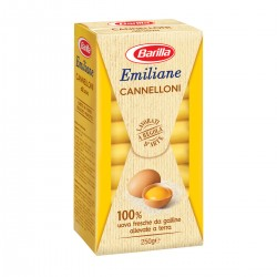 BARILLA Cannelloni all'uovo Emiliane