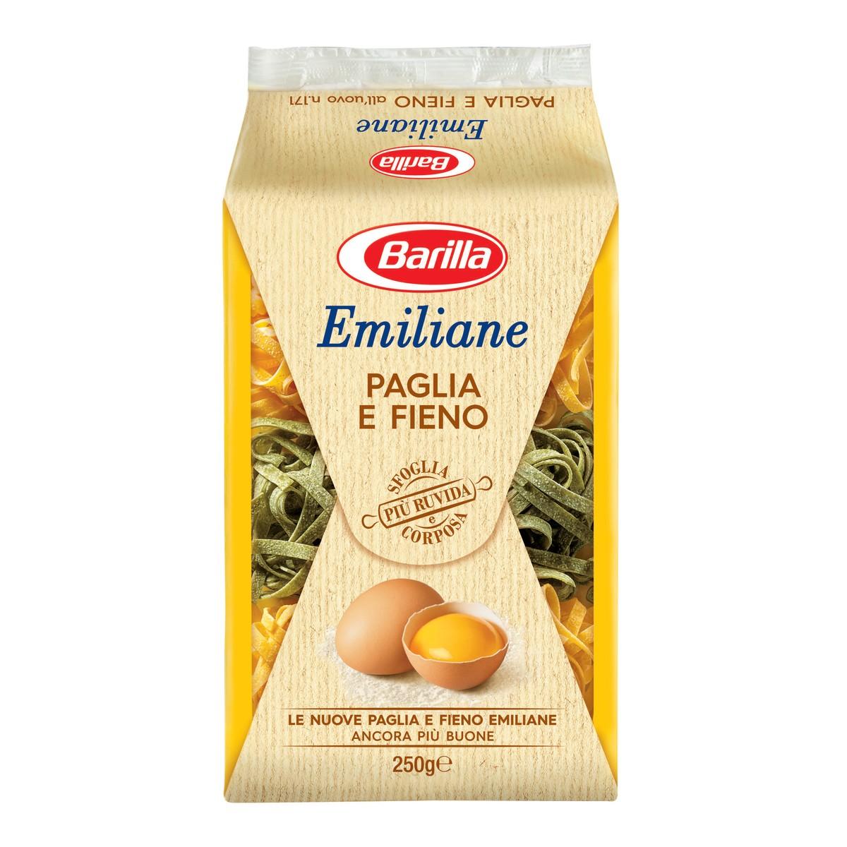 BARILLA Paglia e fieno all'uovo Emiliane