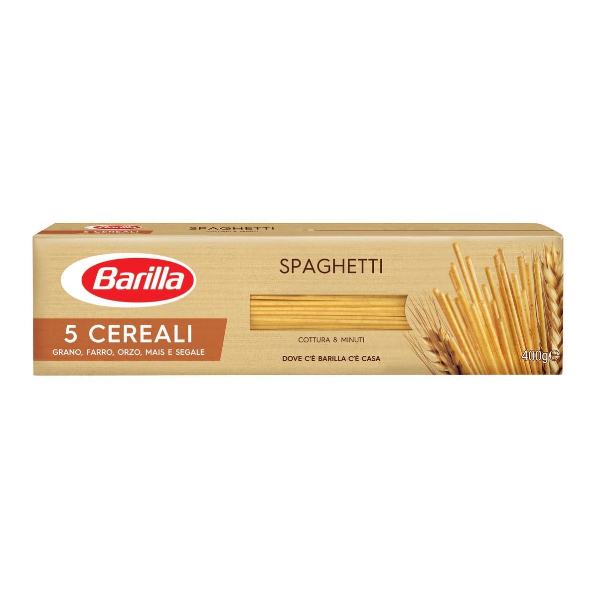 BARILLA Spaghetti 5 Cereali