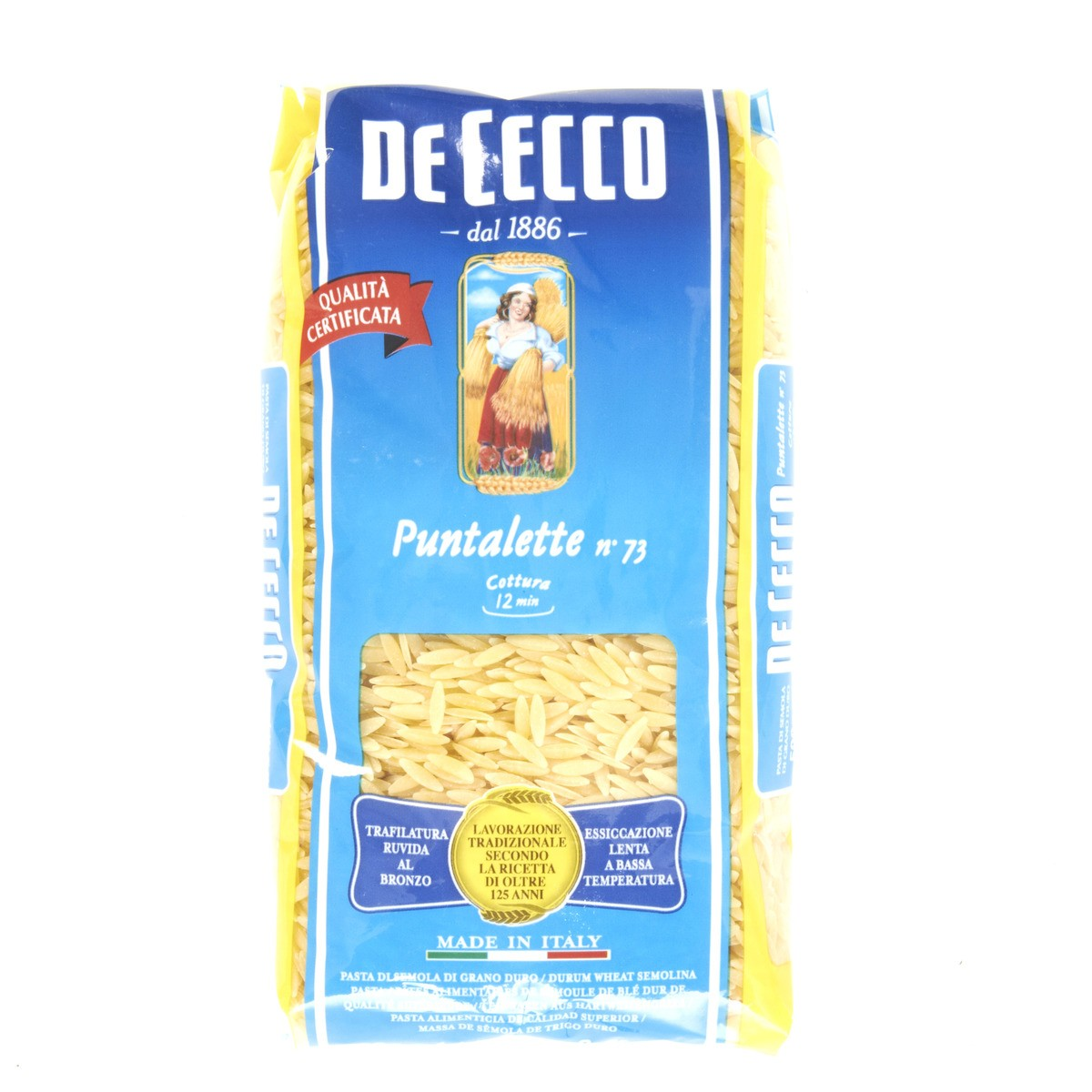 DE CECCO Puntalette n.73