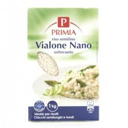 PRIMIA Riso semifino Vialone Nano