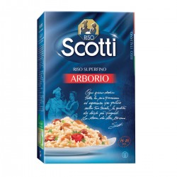 SCOTTI Riso superfino Arborio