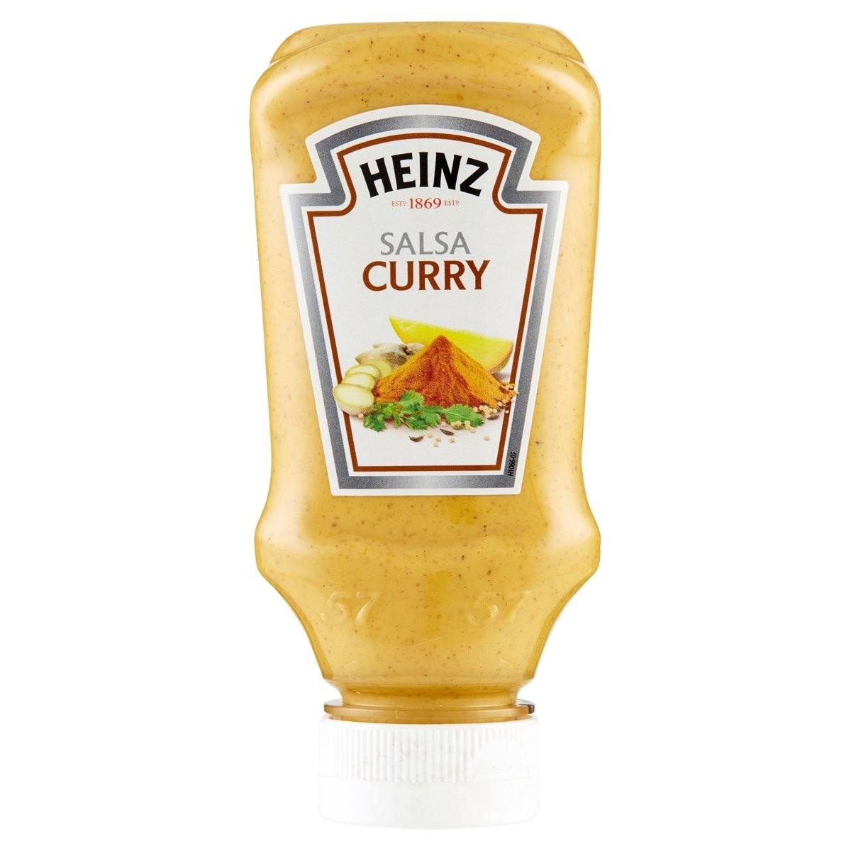 Salsa Curry