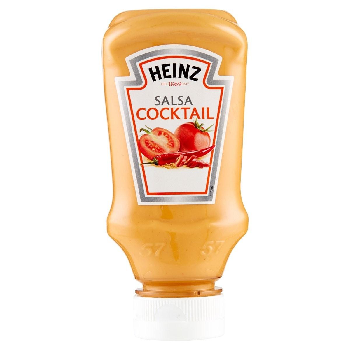 Salsa Cocktail
