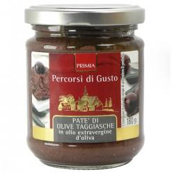 Patè di olive taggiasche Percorsi di Gusto