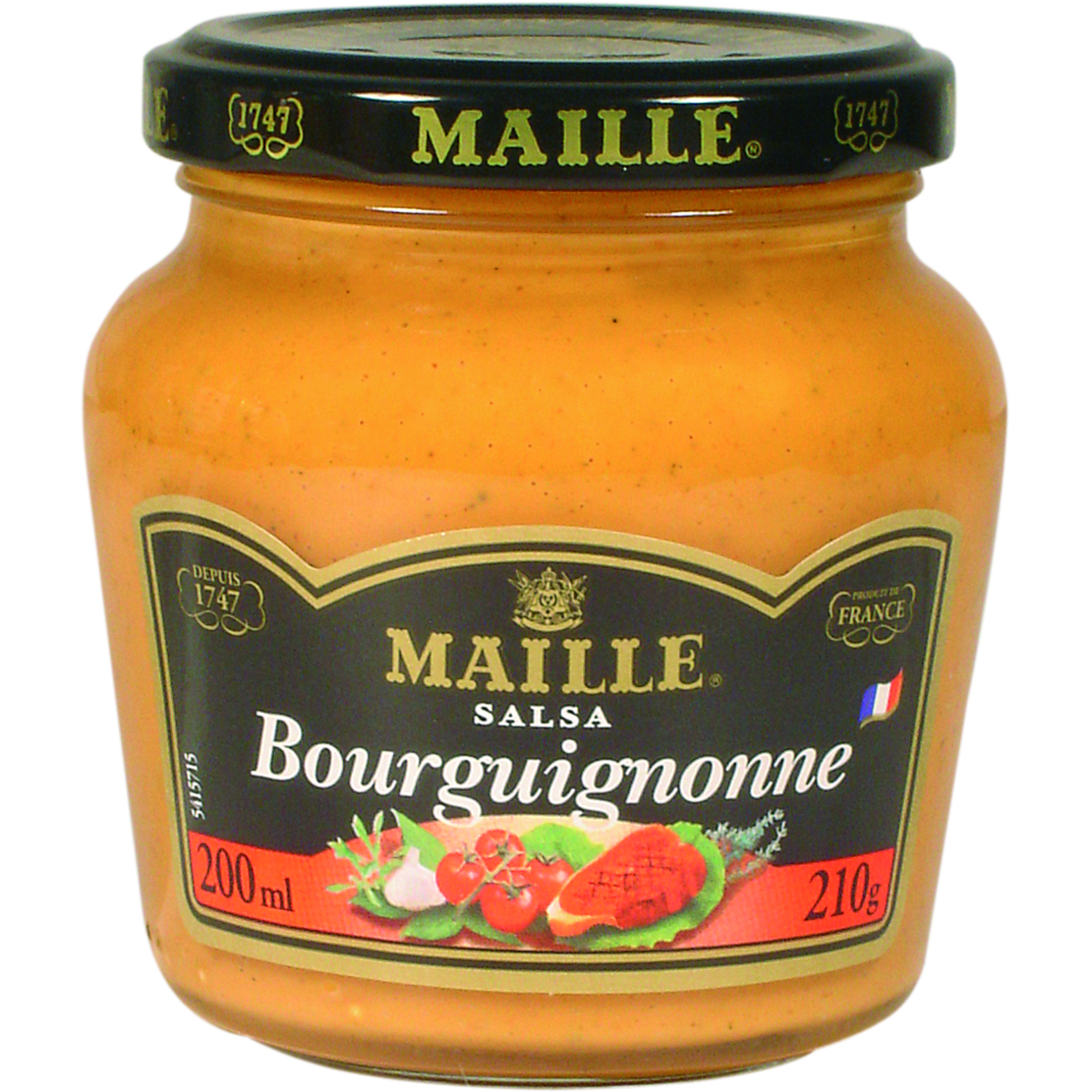 Salsa Bourguignonne