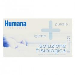 Humana Soluzione fisiologica