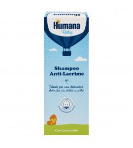 Humana Baby Shampoo anti-lacrime