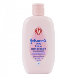 Johnson&Johnson Crema liquida Johnson's Baby