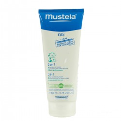 Mustela Detergente 2in1 Hair&Body