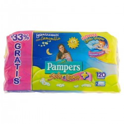Pampers Salviettine Sole e Luna