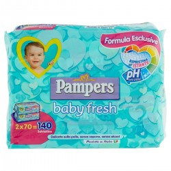 Pampers Salviettine Baby Fresh