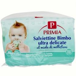 Primia Salviettine Bimbo Ultra Delicate
