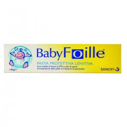 Sanofi Pasta Baby Foille