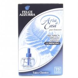Felce Azzurra Ricarica diffusore elettrico luminoso