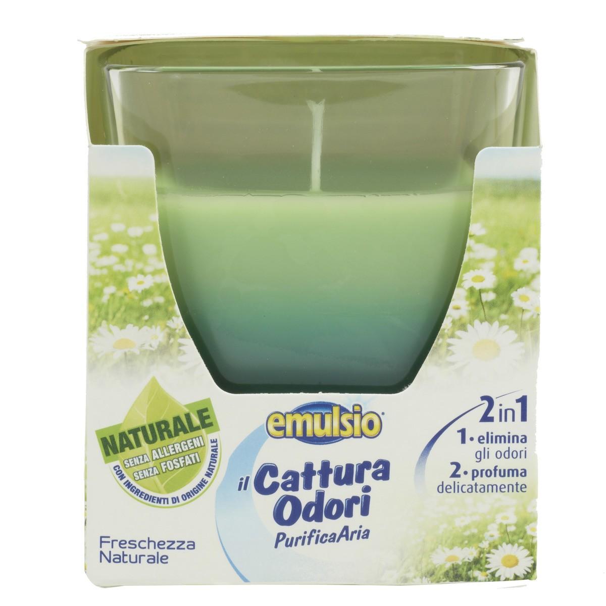 Emulsio Candela deodorante Cattura Odori