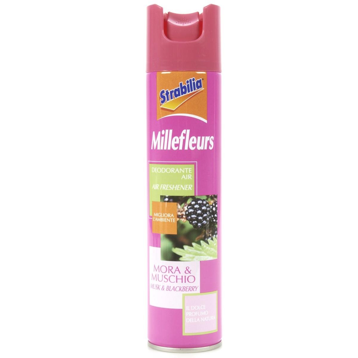 Strabilia Deodorante spray Millefleurs