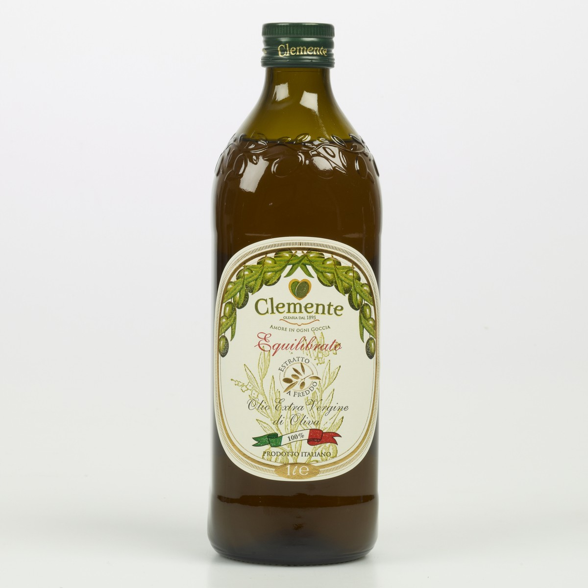 Clemente Olio extravergine d'oliva Equilibrato