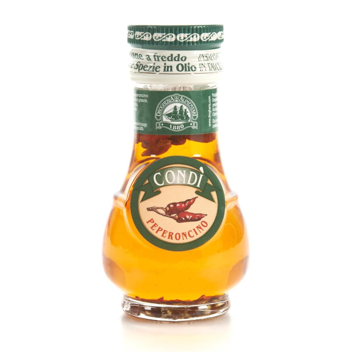 Condì Olio aromatico al peperoncino