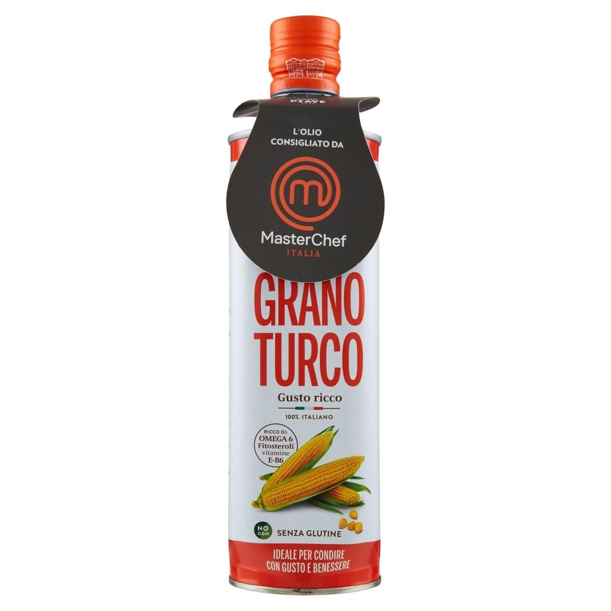 Piave Olio di semi di granoturco