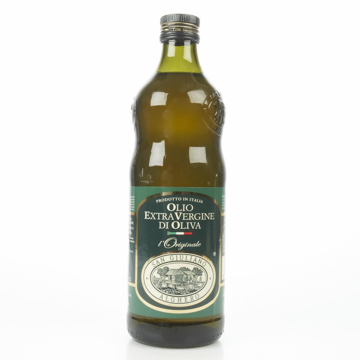 San Giuliano Alghero Olio extravergine di oliva l'Originale