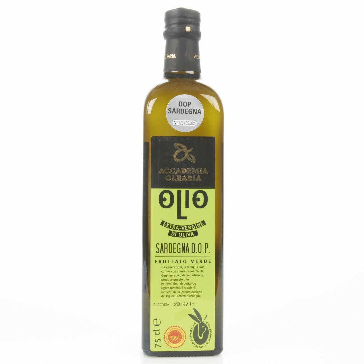 Accademia Olearia Olio extravergine d'oliva fruttato DOP