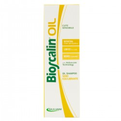 Bioscalin Oil Oil Shampoo Sebo Equilibrante