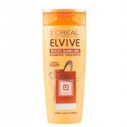 Elvive L'Oréal Paris? Shampoo idratante Ricci Sublimi