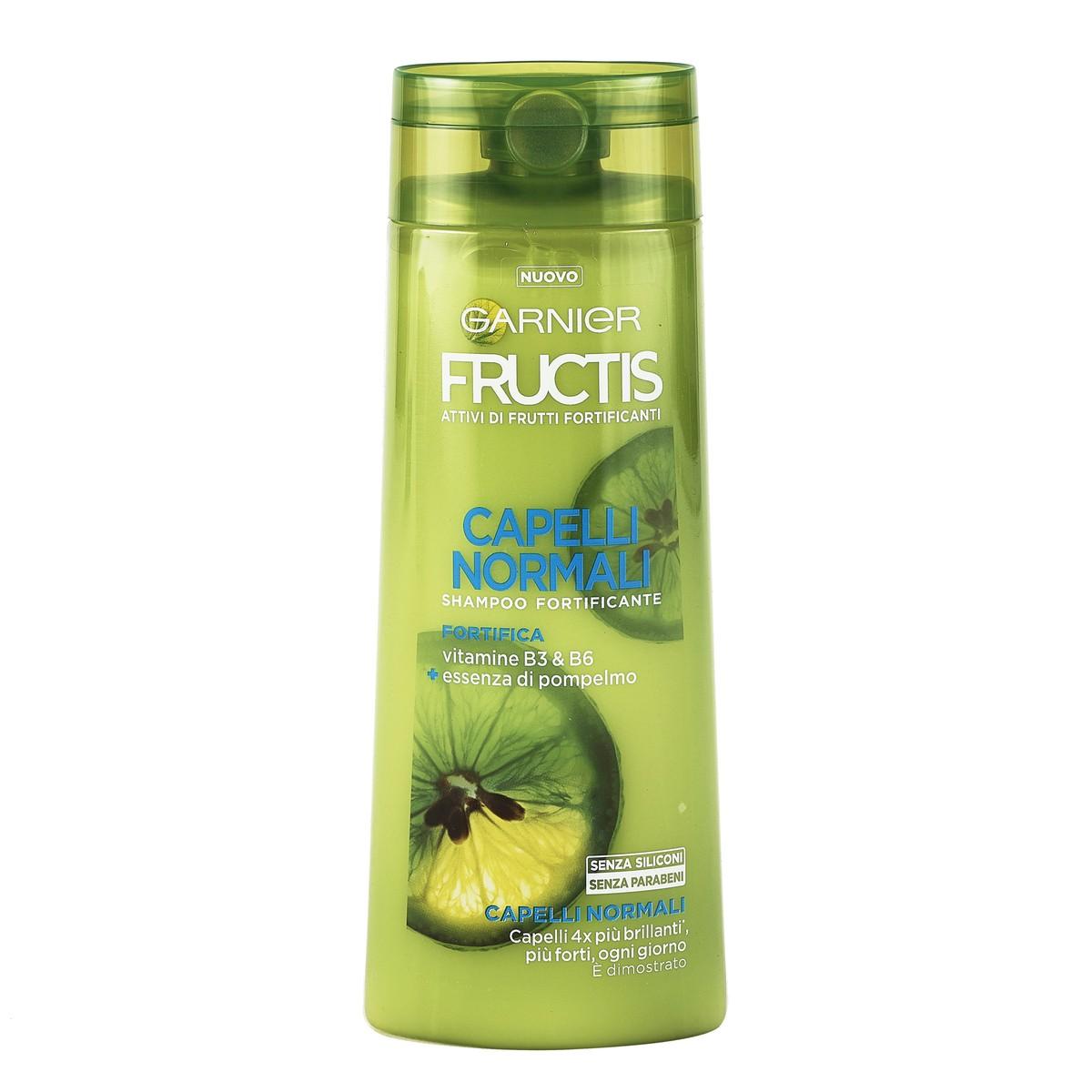 Garnier Fructis Shampoo fortificante Capelli Normali