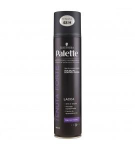 Palette Testanera Lacca per capelli Tenuta Forte