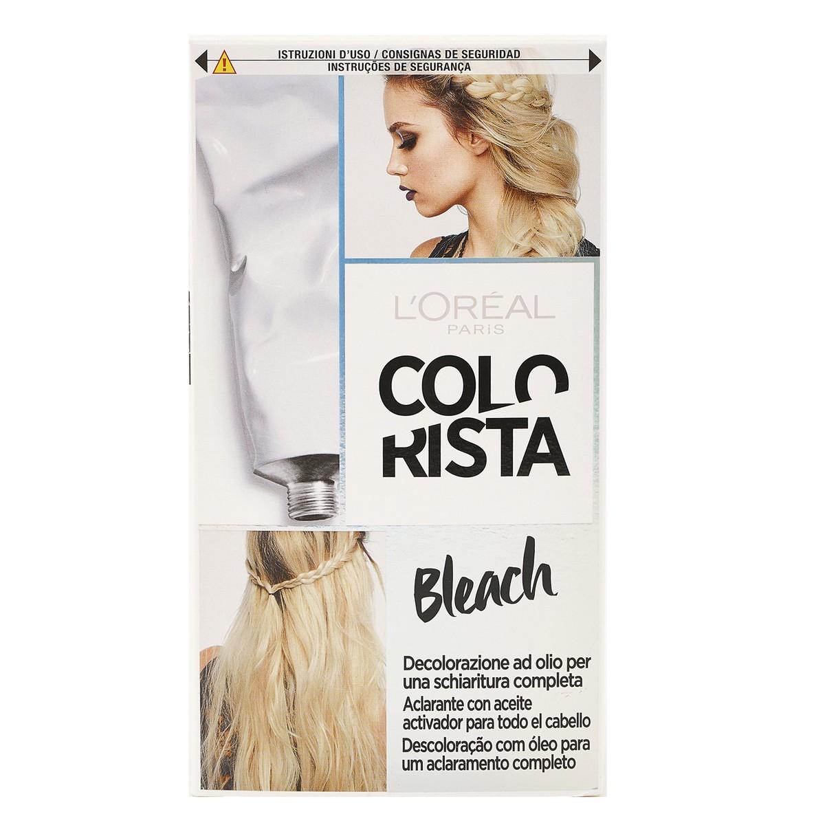 L'Oréal Paris Kit schiarente Colorista Effect