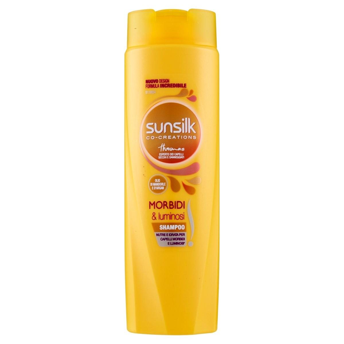 Sunsilk Shampoo Morbidi & Luminosi