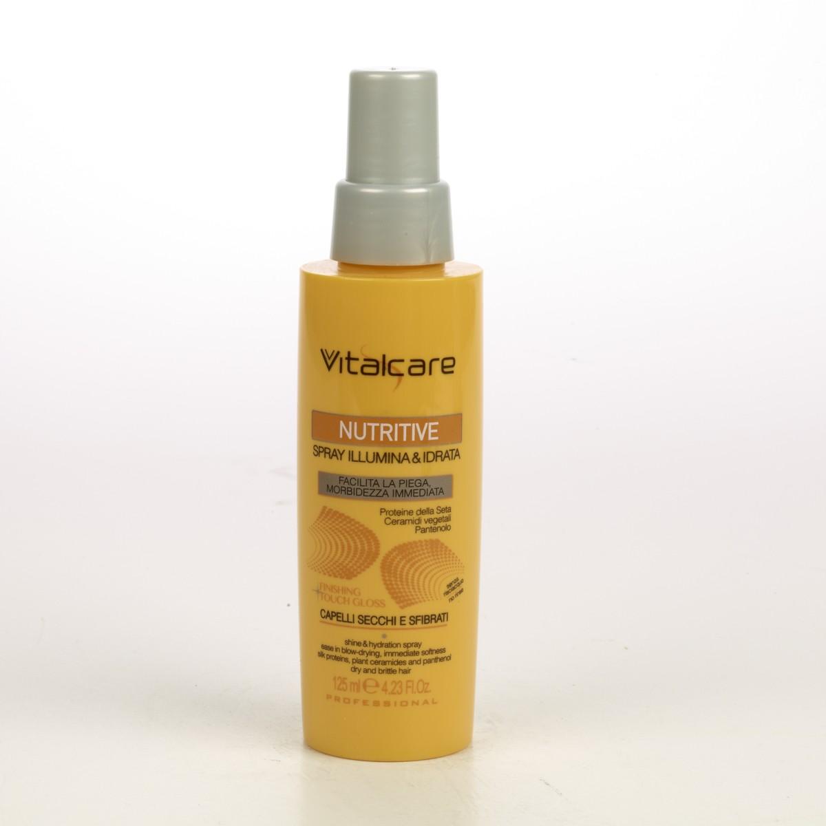 Vitalcare Spray Illumina&Idrata Nutritive