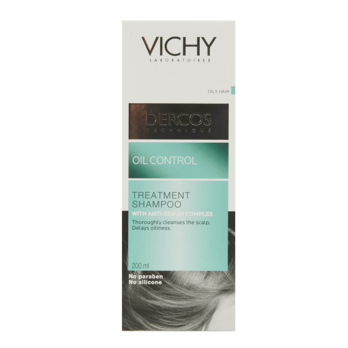Vichy Shampoo sebo-correttore Dercos