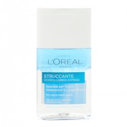 L'Oréal Paris Struccante Occhi e Labbra Express
