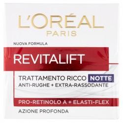 L'Oréal Paris Crema viso Revitalift Notte