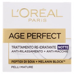 L'Oréal Paris Crema viso Age Perfect Notte