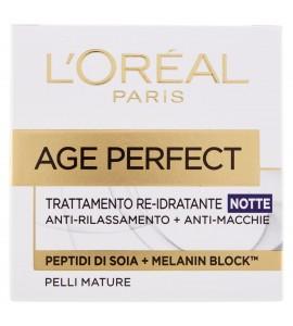 L'Oréal Paris Crema viso Age Perfect Notte