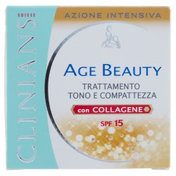 Clinians Crema viso Age Beauty