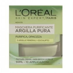 L'Oréal Skin Expert Paris Maschera Purificante Argilla Pura