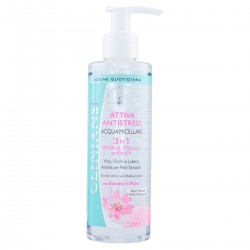 Clinians Acqua micellare Attiva Antistress 3in1