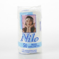 Nilo Maxi dischetti di cotone
