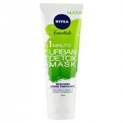 Nivea Essentials 1 minuto Urban Detox Mask