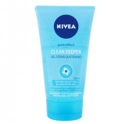 Nivea Gel Scrub Quotidiano Clean Deeper