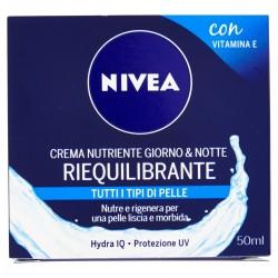 Nivea Crema Nutriente Riequilibrante