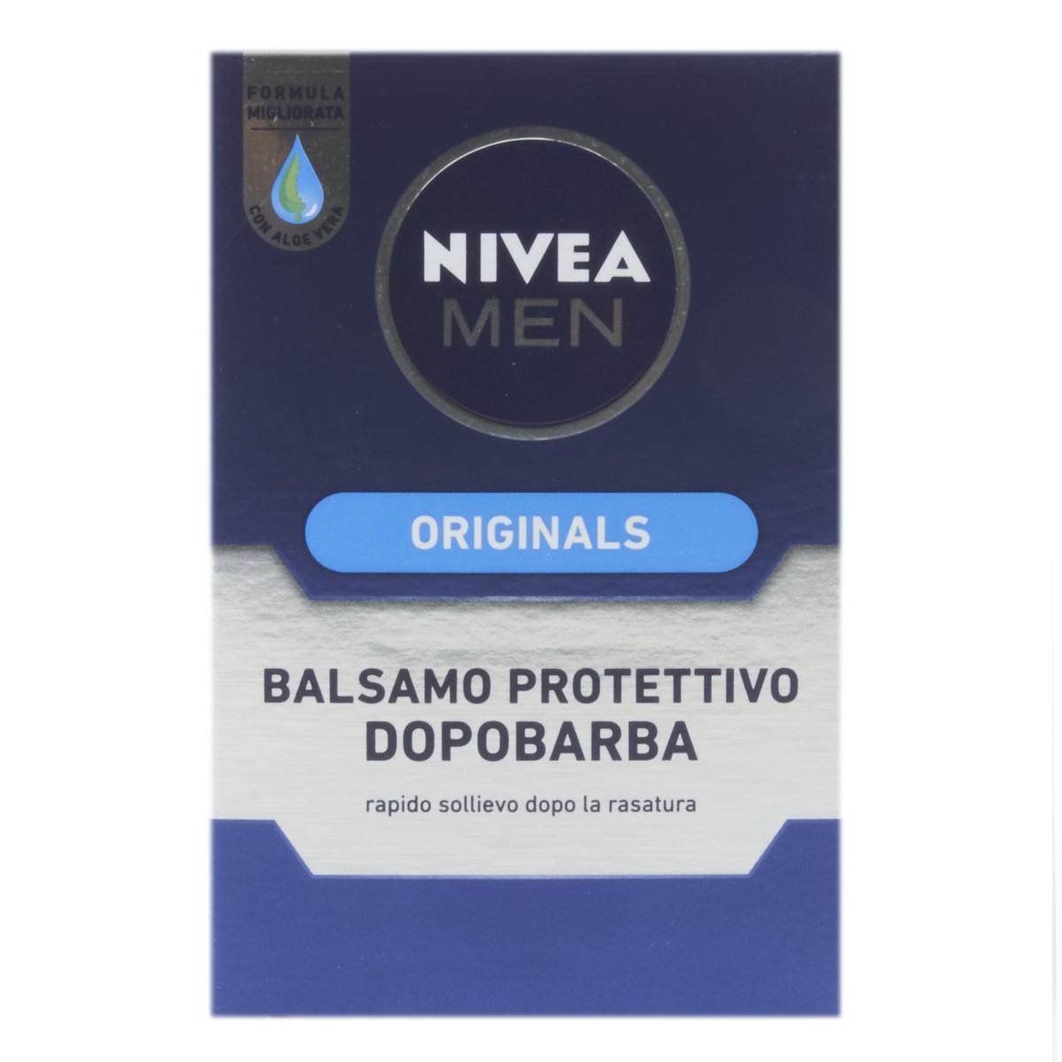 Nivea Men Balsamo Protettivo Dopobarba